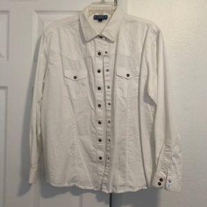Women's Shyanne Western Shirt size 2X